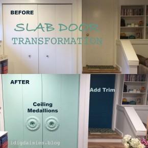 $30 Bi-Fold DoorTransformation